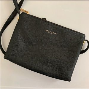 Marc Jacobs Crossbody leather great condition